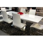 Latino Extending Dining Table &amp; 4 Chairs